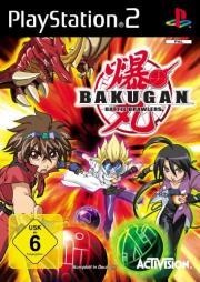 Cover von Bakugan - Battle Brawlers