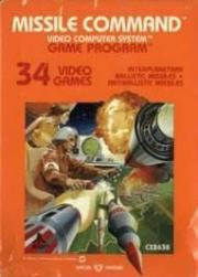 Cover von Missile Command