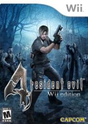 Cover von Resident Evil 4