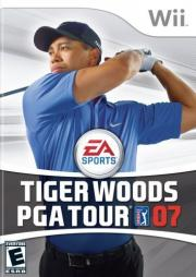 Cover von Tiger Woods PGA Tour 07