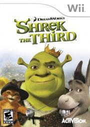 Cover von Shrek der Dritte