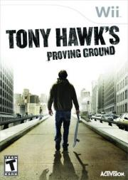 Cover von Tony Hawk's Proving Ground