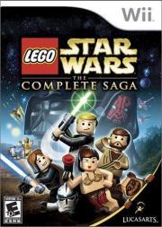 Cover - Lego Star Wars - Die komplette Saga
