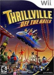 Cover von Thrillville - Verrückte Achterbahn