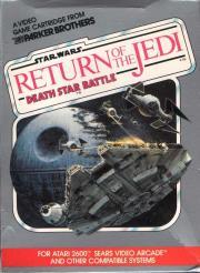 Cover von Star Wars - Return of the Jedi: Death Star Battle