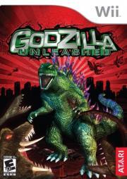 Cover von Godzilla Unleashed