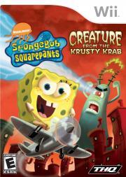Cover von SpongeBob Schwammkopf - Kreatur aus der krossen Krabbe