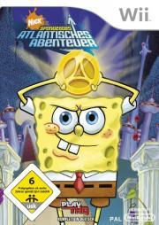 Cover von SpongeBobs Atlantisches Abenteuer