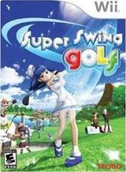 Cover von Super Swing Golf