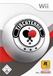 Cover von Rockstar Games präsentiert Tischtennis