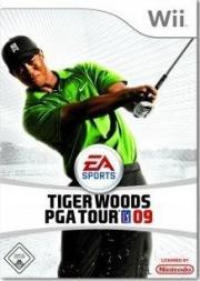 Cover von Tiger Woods PGA Tour 09
