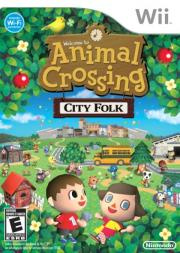 Cover von Animal Crossing - Let's go to the City