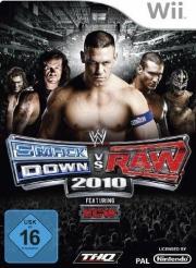 Cover von WWE - SmackDown! vs. Raw 2010