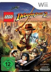 Cover von Lego Indiana Jones 2