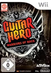 Cover von Guitar Hero - Warriors of Rock