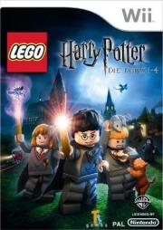 Cover - Lego Harry Potter - Die Jahre 1-4