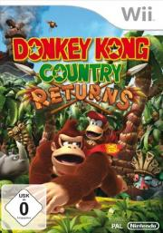 Cover von Donkey Kong Country Returns