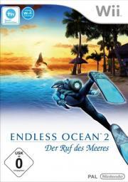 Cover von Endless Ocean 2 - Der Ruf des Meeres