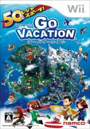 Cover von Go Vacation