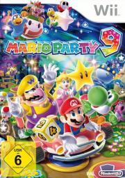 Cover von Mario Party 9