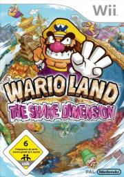 Cover von Wario Land - The Shake Dimension