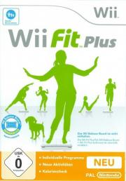 Cover von Wii Fit Plus