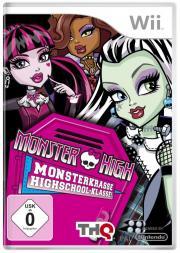 Cover von Monster High - Monsterkrasse Highschool-Klasse!