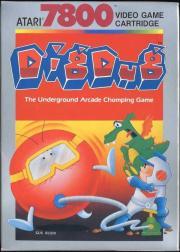 Cover von Dig Dug