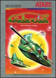 Cover von Galaxian