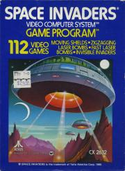 Cover von Space Invaders