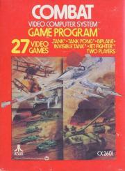 Cover von Combat