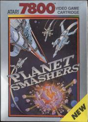 Cover von Planet Smashers