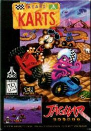 Cover von Atari Karts