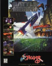 Cover von Battlemorph