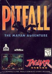 Cover von Pitfall - The Mayan Adventure