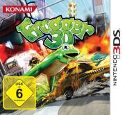 Cover von Frogger 3D
