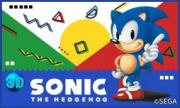 Cover von 3D Sonic The Hedgehog