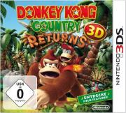 Cover von Donkey Kong Country Returns 3D