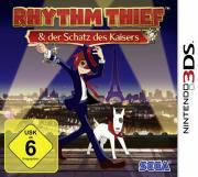 Cover von Rhythm Thief & der Schatz des Kaisers