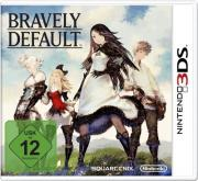 Cover von Bravely Default