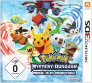 Cover von Pokémon Mystery Dungeon - Portale in die Unendlichkeit