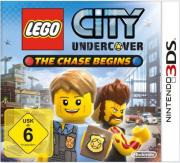 Cover von Lego City Undercover - The Chase Begins