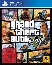Cover von Grand Theft Auto 5