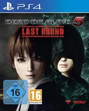 Cover von Dead or Alive 5 - Last Round