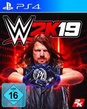Cover von WWE 2K19