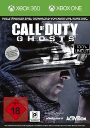 Cover von Call of Duty - Ghosts