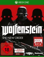 Cover von Wolfenstein - The New Order