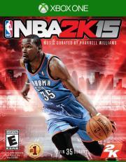 Cover von NBA 2K15