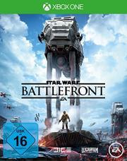 Cover von Star Wars - Battlefront (2015)