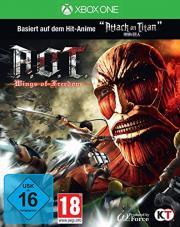 Cover von Attack on Titan